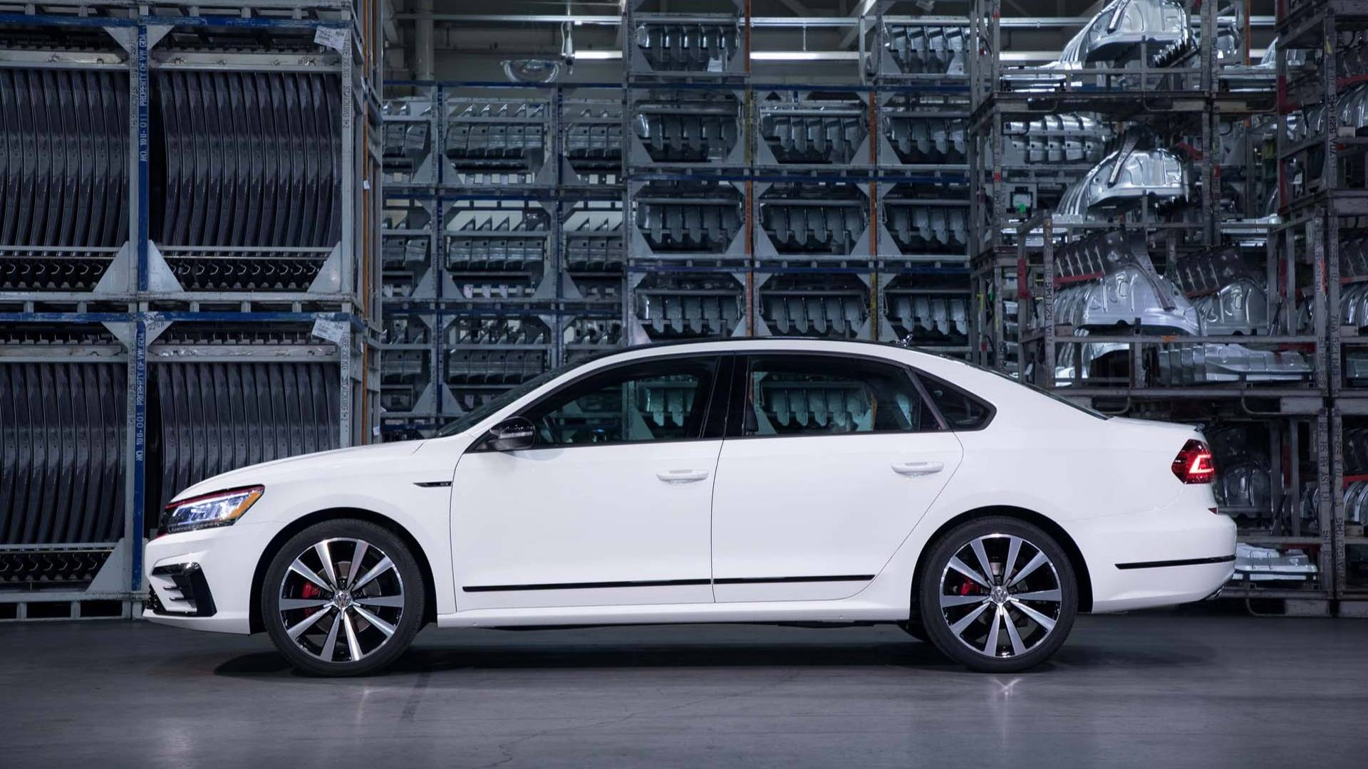 expert review volkswagen drive of test passat highline