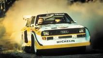 Audi Sport Quattro S1/E2 (1985-1986)