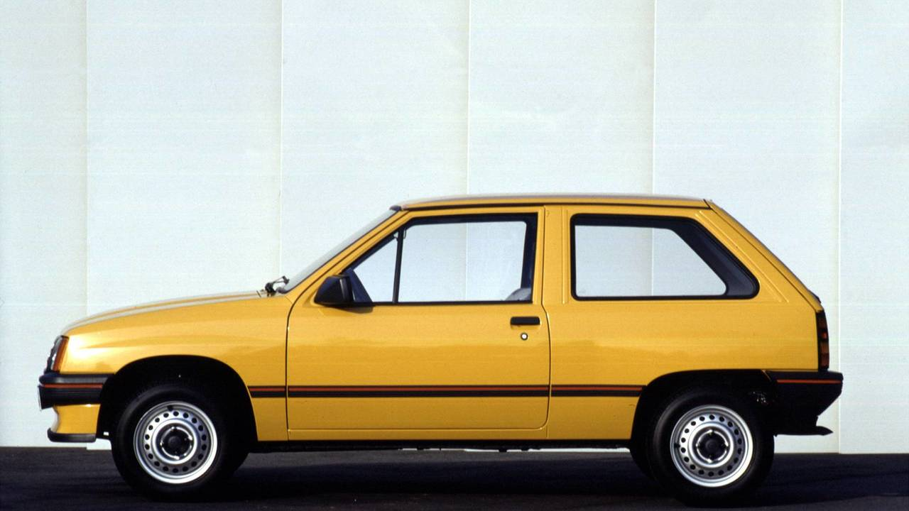 Opel Corsa (1983-1993)