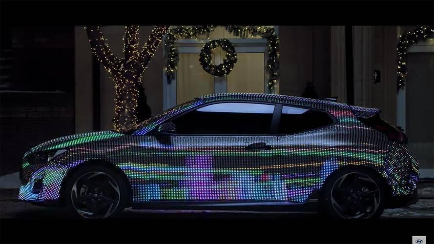 2nd-Generation Hyundai Veloster Teaser Video
