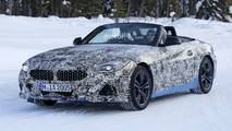 2019 BMW Z4 new spy shots