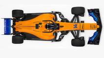 McLaren MCL32 vs. McLaren MCL33