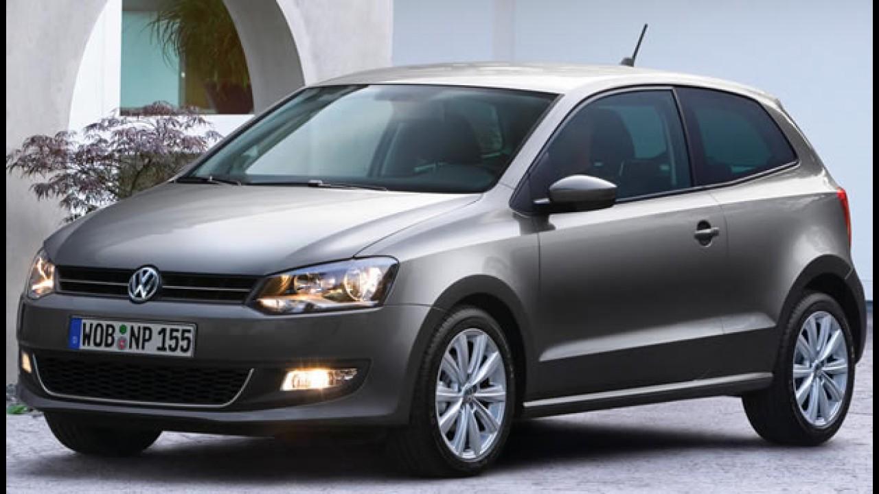 Volkswagen divulga Novo Polo 2010 de 3 portas - Veja galeria de fotos