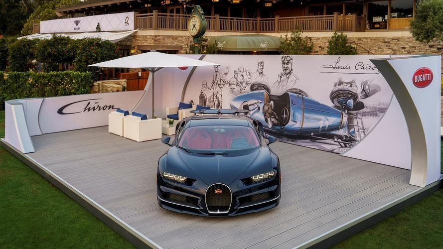Bugatti Chiron hakkında bilmeniz gereken 5 şey