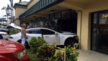 Tesla Model S kazası - Lighthouse Point, Florida