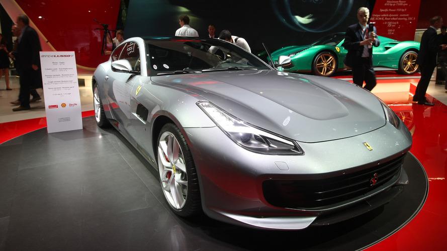 Ferrari GTC4Lusso - Retour au V8 !