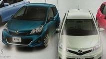 2012 Toyota Vitz / Yaris