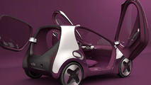 Kia POP electric vehicle concept, 1600, 24.09.2010