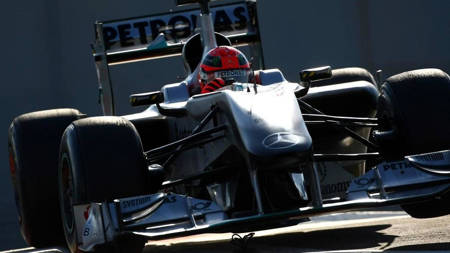 Massa, Schumacher happy after Pirelli test