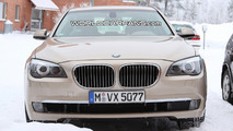 BMW 7-Series Hybrid Spy