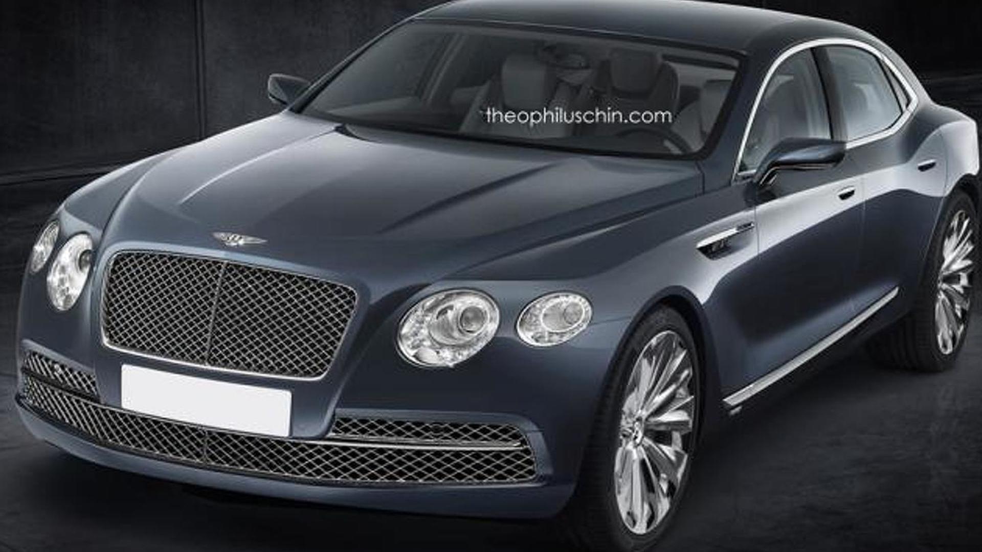 Бюджетный Bentley из Buick Avenir, неофициально
