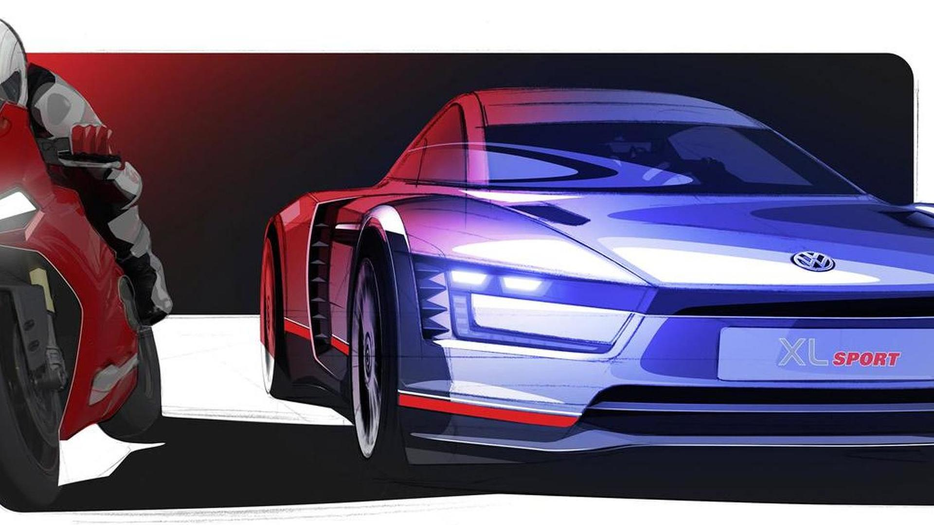 VW XL Sport: машина с двигателем от мотоцикла
