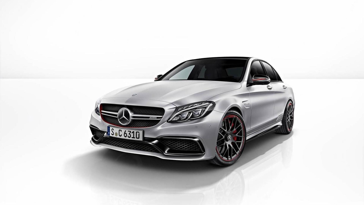 Mercedes-AMG C63 S Edition 1