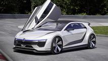 Volskwagen Golf GTE Sport concept