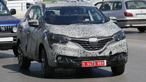 2016 Renault Koleos spy photo