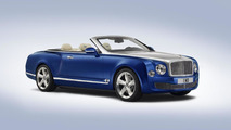 Bentley Grand Convertible concept
