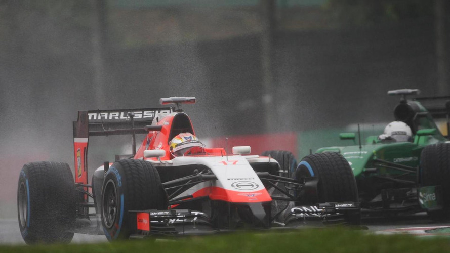 Bianchi in surgery for 'severe head injury' after Suzuka crash