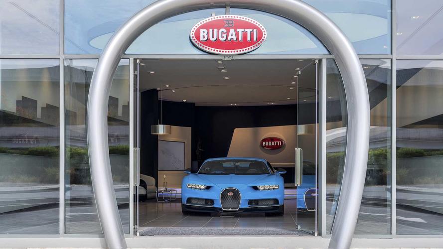 Concesionario Bugatti en Dubai