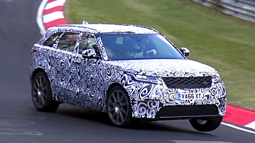 Range Rover Velar SVR - Un joli grain de voix