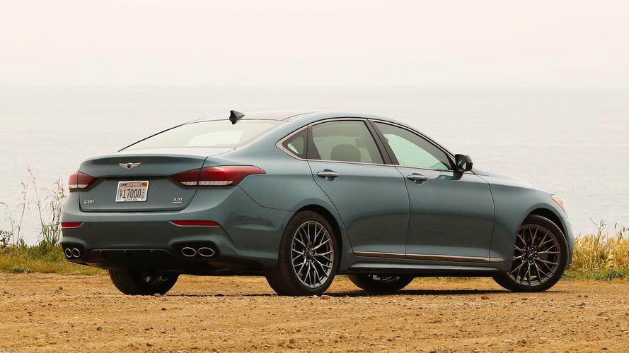2018 Genesis G80 Sport: First Drive