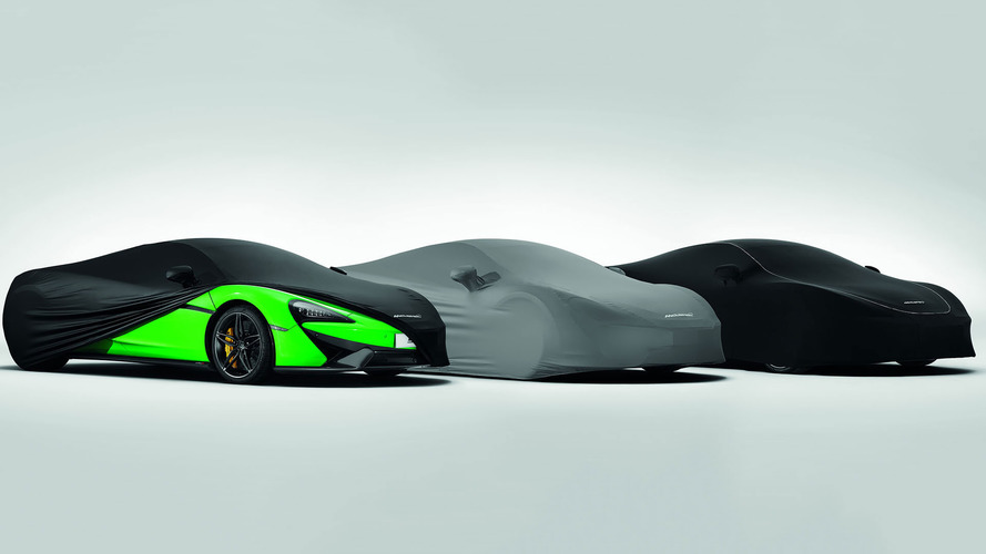 McLaren Sport Serisi için yeni aksesuarlar