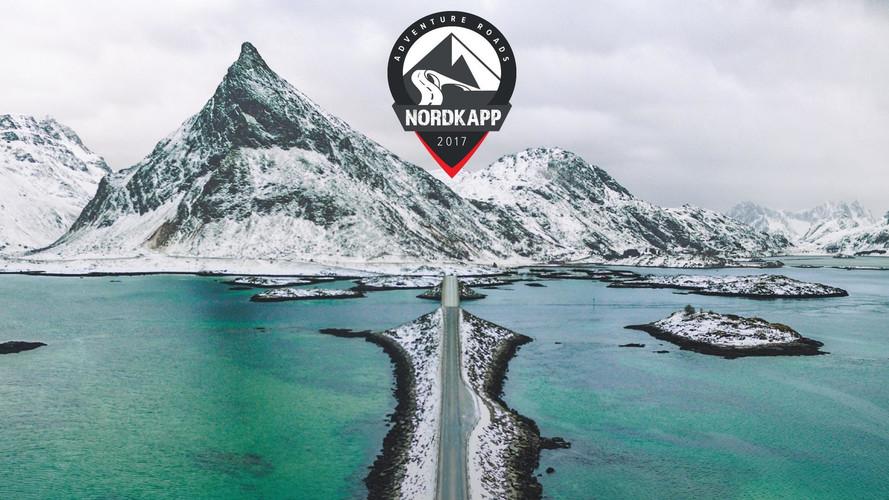 Honda Africa Twin Norveç'te heyecan arıyor