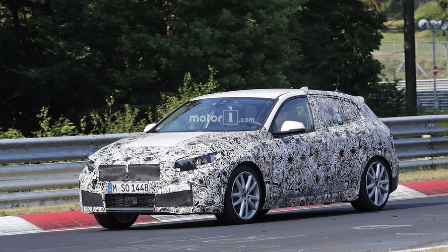 2019 BMW M140i kapalı egzoz çıkışıyla yakalandı