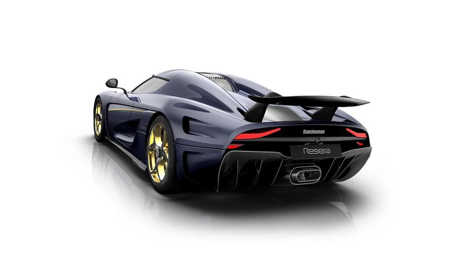Christian Von Koenigsegg S Regera Takes Inspiration From