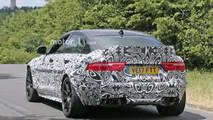 Hardcore Jaguar XE prototype spy photo