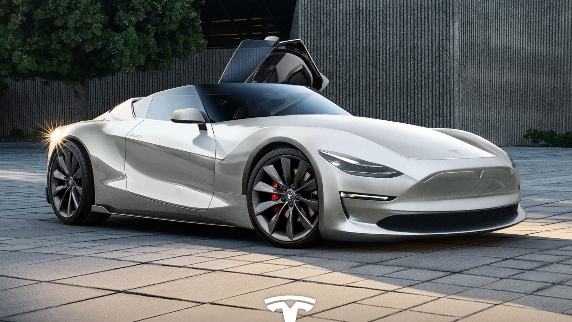 We Hope The Tesla Roadster Looks This Good