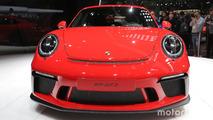 2018 - Porsche 911 GT3 à Genève