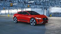2017 - Jaguar I-Pace Concept à Genève