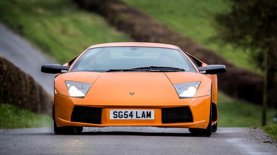 Increíble: un Lamborghini Murciélago con más de 400.000 kilometros