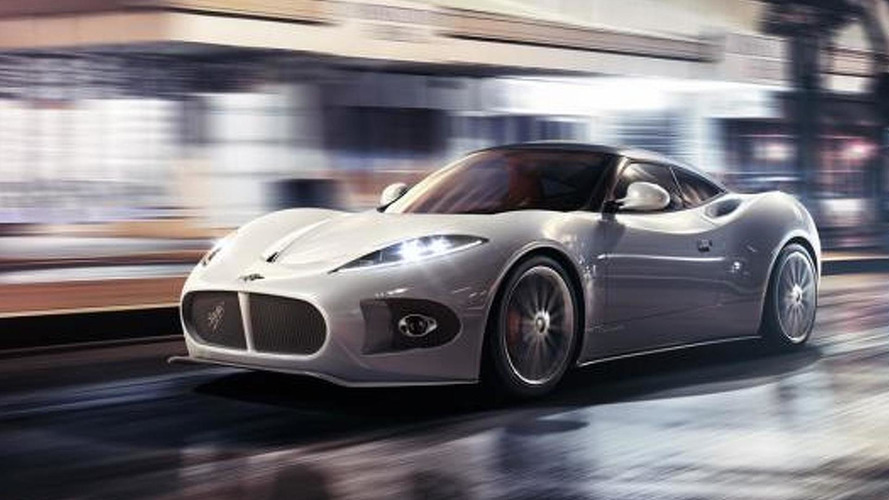 Spyker B6 Venator to use a Lotus-built engine - report