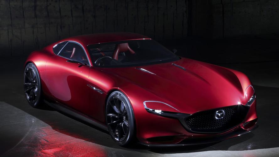 La Mazda RX-9 ne sera pas commercialisée avant 2020