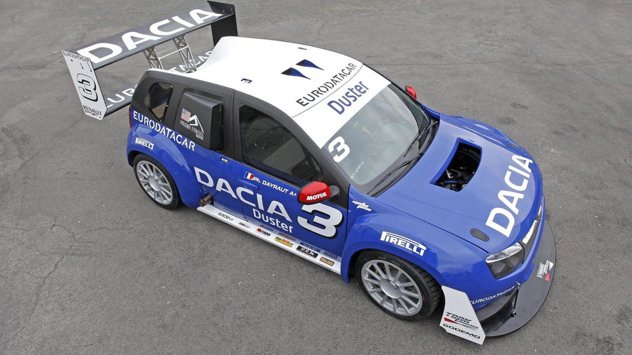 Dacia Duster No Limit rally car officially unveiled