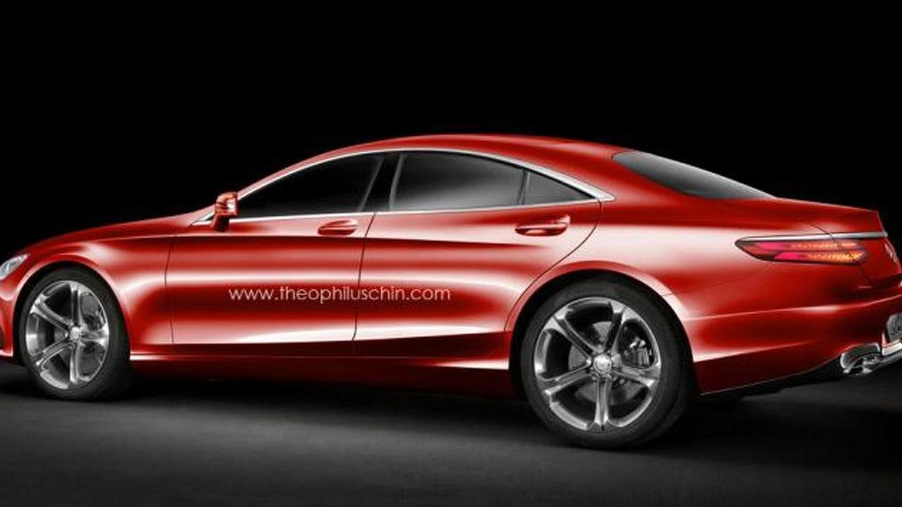 Mercedes-Benz SSC render 25.09.2013
