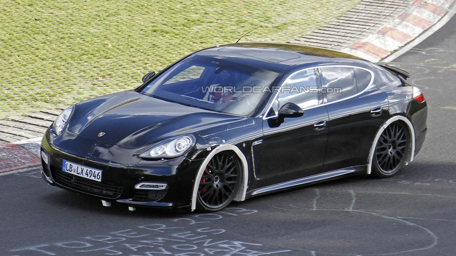 Next-gen Porsche Panamera to feature newly developed V6 and V8 engines - report