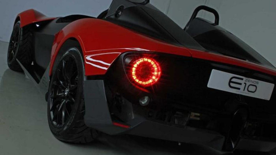 Zenos E11 roadster coming in 2016, will offer 'pure and raw' performance