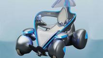 Toyota i-Unit Concept