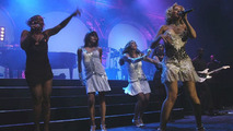 Christina Aguilera live performance