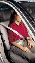Mercedes-Benz safety belts