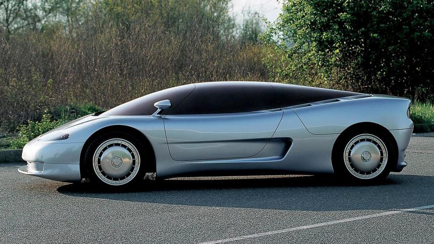 1990 Bugatti ID 90