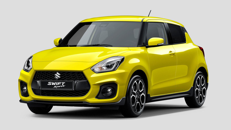 Updated: Suzuki Swift Sport Revealed Ahead Of Frankfurt Debut