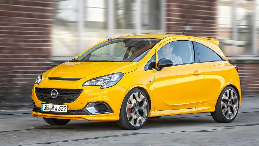 Opel Corsa GSi kriegt 150 PS