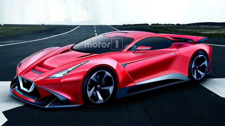 Nissan GT-R, il futuro, a 50 anni, nell'era dell'elettrico