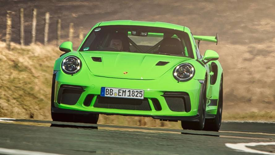 2018 Porsche 911 GT3 RS first drive: Incremental gain