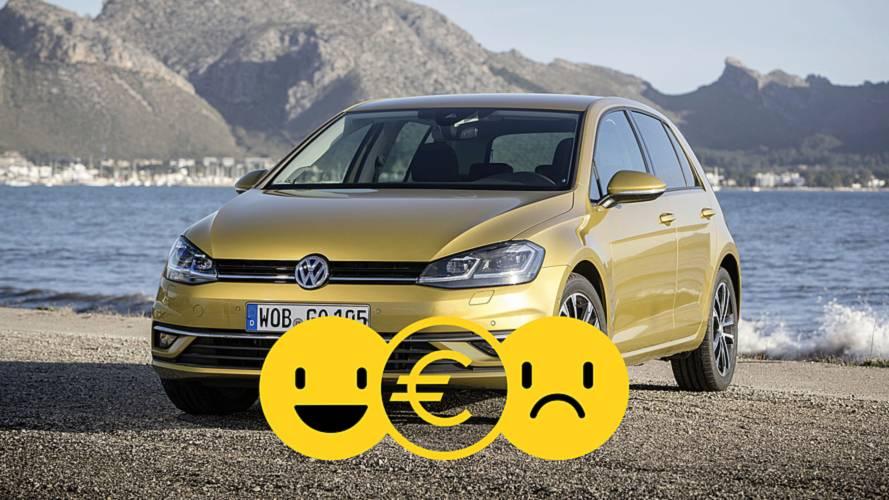 Promozione Volkswagen Golf con noleggio a lungo termine, perché conviene e perché no