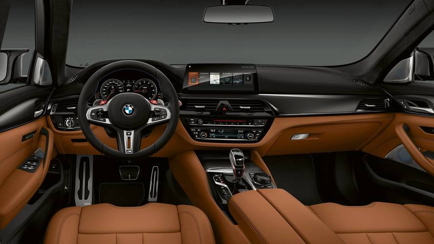 2019 Bmw M5 Competition Ushers In New Bmw Performance Strategy