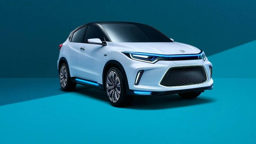 Honda Everus Concept (HR-V Elétrico)